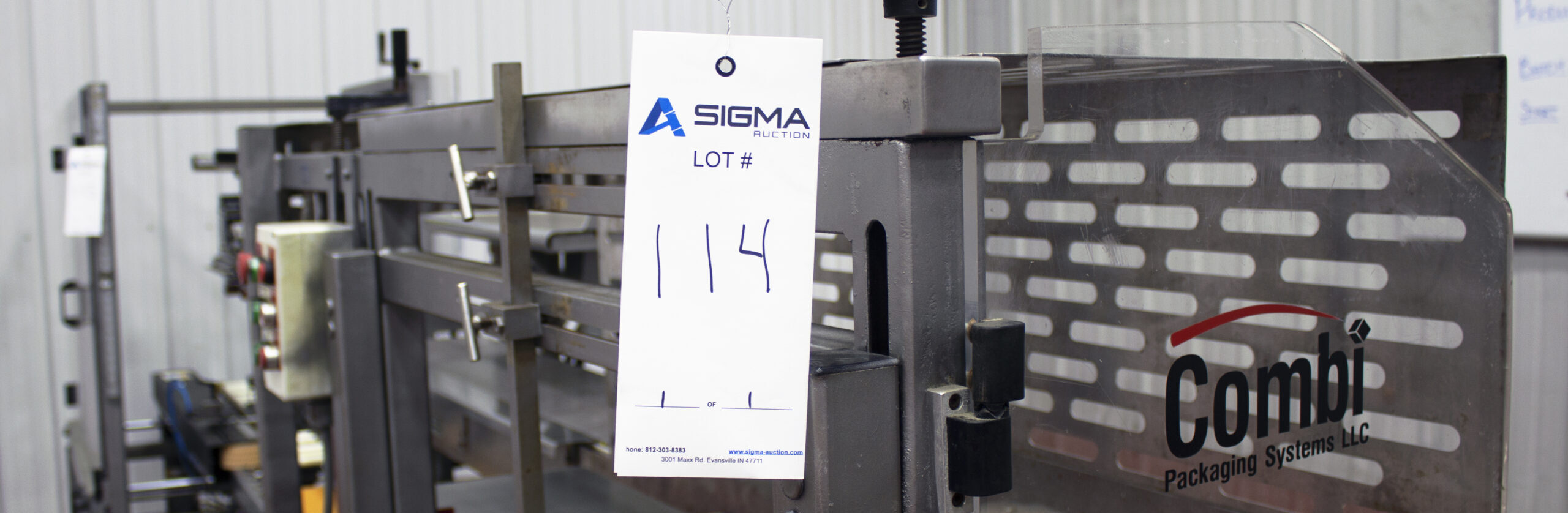 Sigma-auction-Combi-Machine-Auction-Tag-Lot-114