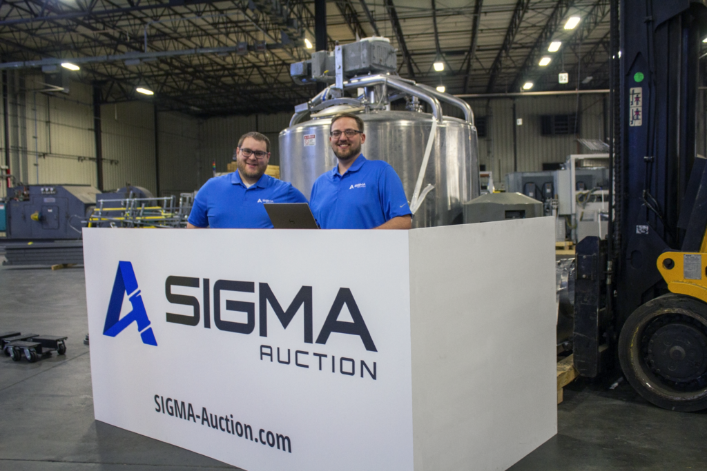 sigma-auction-logo-board-employees