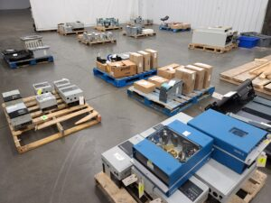 Surplus-Equipment-on-Skids-for-Auction
